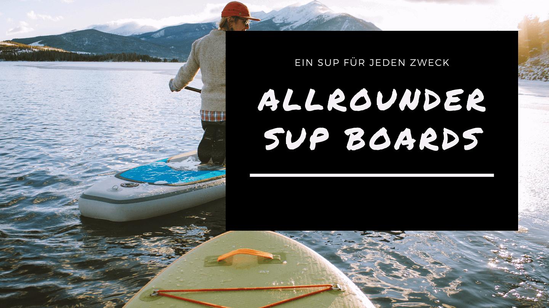 allround sup boards